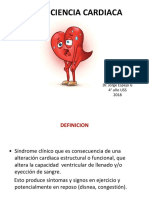 2.-Insuficiencia Cardiaca 2018