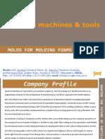 Jayshree Machines and Tools - Introduction Epp Mold