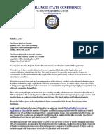ILSC NAACP Marijuana Letter