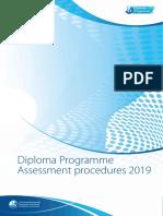 Assessment Procedures