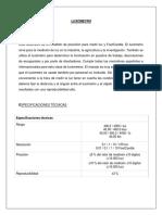 Luxómetro - Copia