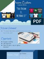 dream custom  2