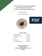SITEM INFORMASI AKUNTANSI UTANG MAKALAH.docx
