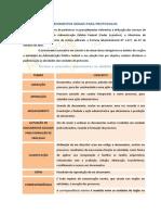 15. Procedimentos Gerais Para Protocolo