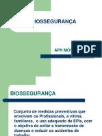 BIOSSEGURANÇA 2012
