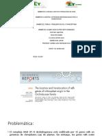articulos transcriptoma