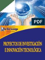 Proyectos de Investigación e Innovación Tecnológica