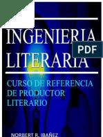 Curso de Productor Literario, Norbert R  Ibáñez (Ingenieria Literaria)
