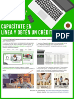 Capacitate en Linea y Obten Un Credito