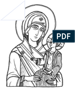 Planse De Colorat Ortodoxe