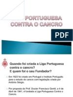 Liga Portuguesa Contra Cancro