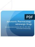 2 - Adrenergic Pharma
