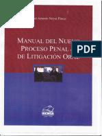 MANUAL NEYRA FLORES NVO PROC PENAL Y DE LITIGACION ORAL - JOSE A. NEYRA FLORES.pdf
