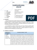 Plan Anual EPT MEC 5to