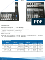 Mixer manual
