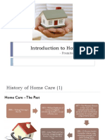 Mita1_Introduction to Home Care
