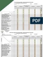 Registro de Notas Ciencias Sociales 2b