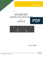 MH 033 00 Manual de Taller Iriconfort