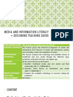 MIL - Teaching Guide