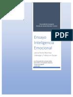 Ensayo Inteligencia Emocional.docx