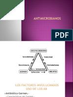 Sulfonamidas y trimetropim