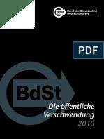 Schwarzbuch 2010