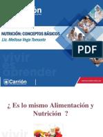 Clase 1 Introduccion Nutrición