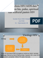 Askep Klinis HIv