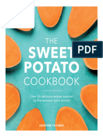 The Sweet Potatio Cookbook