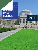 Brochure CU Data Science Feb Cohort