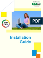 NPAV Installation Guide
