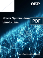 Power Simulation Sim E-Final