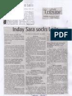 Daily Tribune, Mar. 26, 2019, Inday Sara socks Leila.pdf