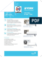 York Split Pared
