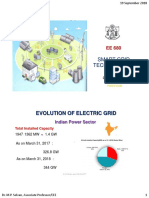 Evolution of  Smart Grid