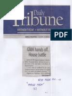 Daily Tribune, Mar. 26, 2019, GMA hands off House battle.pdf