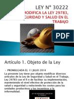 LEY N° 30222