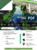 Parque Inundable Para Mitigar Los Riesgos de Desbordamiento de La Cuenca Alta Del Río Bogotá
