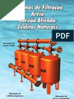 Tratamento Agua Sistemas Filtracao Areia