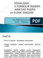SOSIALISASI INSIDEN KESELAMATAN PASIEN DI KLINIK SANSANI.pptx