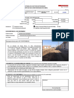 Formato FM-QCA-600-01  Reporte de No Conformidad en Obra (Autoguardado).docx
