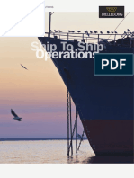 Ship to Ship Fenders