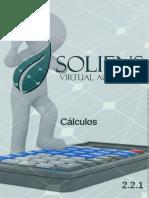 Dimensionamento soliens calculos pre