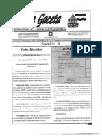 Honduras - Ley de Regulación de Precios de Transferencia_4254