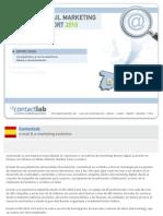 European E-Mail Marketing Consumer Report 2010 (Contact Lab)