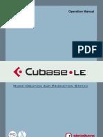 Cubase LE4 User Manual