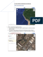 Tutorial Para Extraer Coordenadas Google Maps