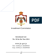 Jordan Investment Law Eng