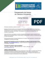 Carta de Logística STEM