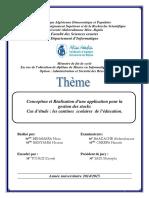 Conception et Réalisation d'une application pour la (1).pdf
